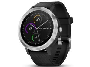 Garmin vivoactive 3 Multisport GPS Watch (Black/Stainless Hardware)