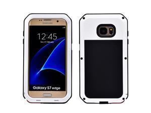 For Samsung Galaxy S7 edge case Luxury doom armor Dirt Shock Metal phone cases ...
