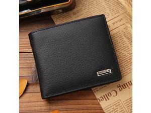 20d8ae0d4609 Designer Luxury Brand Small Short Genuine Leather Men Wallet Male Coin Purse  Bag Cuzdan ...