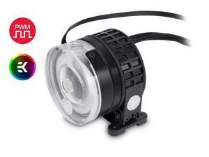 EK-XTOP Revo D5 RGB PWM - Plexi (incl. sl. pump)