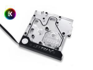 EK-FB ASUS Z270/Z370 Strix RGB Monoblock - Nickel