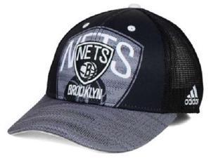 65196403fed Brooklyn Nets NBA adidas Shadow Snapback Hat