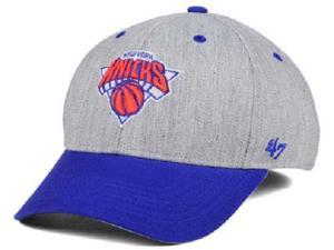 New York Knicks NBA 47 Brand Contender Stretch Fitted Hat 9f08c9724