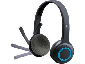 LOGITECH 981-000341 H600 Wireless PC Headset for Internet Calls and Music