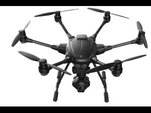 YUNEEC Typhoon H Hexacopter, YUNTYHBRUS, Intel RealSense Collision Avoidance, GCO3+ 4K Camera, Wizard Wand, and Backpack