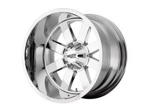 "Moto Metal MO962 20x10 8x6.5"" -24mm Chrome Wheel Rim 20"" Inch"