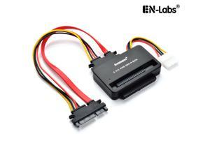 "EnLabs IDE2SATA 2.5"" 3.5"" IDE HDD to SATA Converter Adapte Card,IDE 40pin /44pin Hard Drive Disk,DVD Burner to SATA Motherboard"