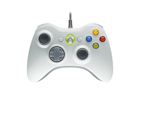 Xbox 360 Wired Controller for Windows - White
