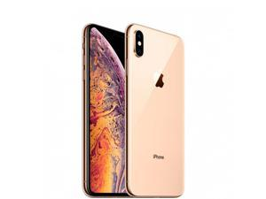 Apple - iPhone XS 64GB - Gold - Unlocked - MT962LL/A