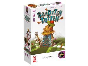 Schotten Totten Strategy Fast Paced Interactive Family IELLO