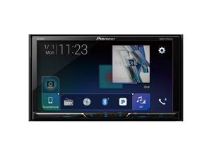 "Pioneer AVH-600EX Multimedia DVD Receiver with 7"" WVGA Display, Built-in Bluetooth, SiriusXM-Ready and AppRadio Mode"