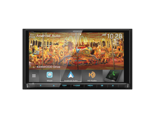 "Kenwood Excelon DDX9905S 6.8"" HD Screen DVD Receiver with Apple CarPlay & Android Auto"
