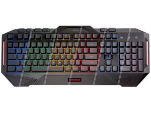 ASUS CERBERUS MKII gamer Keyboard : Starcraft, warcraft, call of duty, battlefield... be the best.