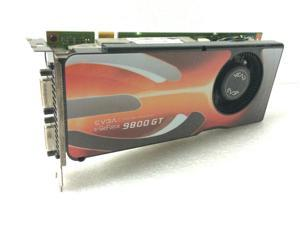 02CPXM Dell EVGA Nvidia GeForce 9800 Gt 512MB DDR3 PCI-E Video Card