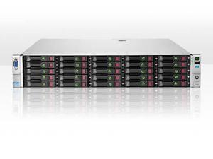 HP ProLiant DL380p G8 25 Bay SFF 2U Rackmount Server - 2x E5-2670 2.6GHz 8 Core - 16GB DDR3 - 4x 800GB SAS SSD - Onboard RAID