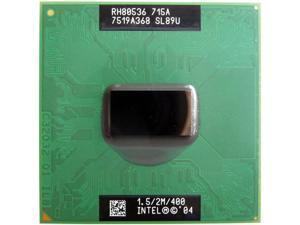 SL89U Socket Intel Pentium M 715A 1.5GHz Laptop CPU Laptop Processors