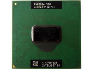 SL7LS Socket Intel Celeron M 360 1.4GHz Laptop CPU Laptop Processors