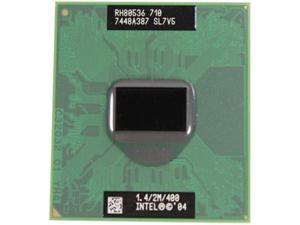 SL7V5 Socket Intel Pentium M 710 1.4GHz Laptop CPU Laptop Processors