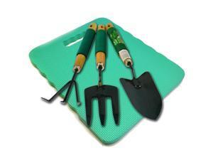 Garden Hand Rake Shrub Leaf Leaves Remover Gardening Tool Garden 320mm