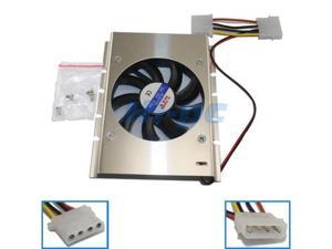 "3.5"" HDD/HD Hard Disk Drive Cooler Cooling Fan Heatsink"