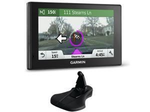 Garmin 010-01541-01 DriveAssist 50LMT GPS Navigator Friction Mount Bundle