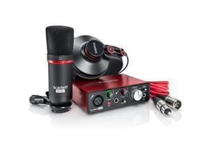 Focusrite Scarlett Solo Studio 2nd Gen 2 In/ 2 Out USB 2.0 Audio Interface