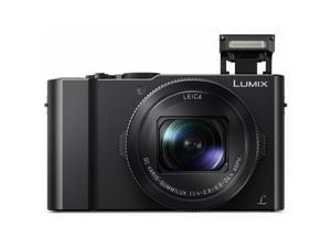 Panasonic Lumix LX10 4K Digital Camera with f/1.4-2.8 24-72mm Lens