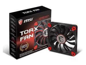 MSI Torx Fan 120mm Design Fan - 4 pin connector