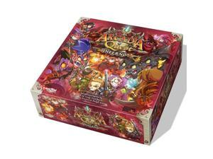 AQ Inferno Arcadia Quest Strategy Interactive Board Game CMON AQ018