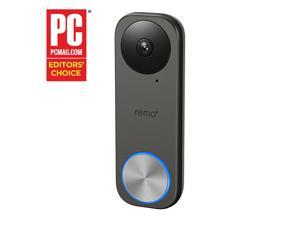 RemoBell S Smart Video Doorbell Camera; Works with Amazon Alexa, Google Assistant, & IFTTT