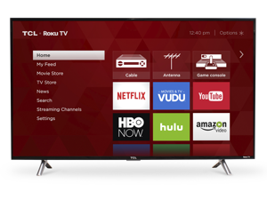 TCL 43S305 Class S-Series 43-Inch FHD LED ROKU Smart TV