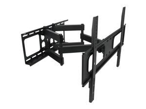 "Megamounts GMW866-AMAZ 32"" - 70"" Full Motion Double Articulating Wall Mount for 32-70 Inch Displays"