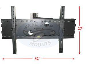 Impact Mounts HEAVY DUTY LONG ARM FULL MOTION MOUNT FOR TV SCREEN SIZES 32-80""