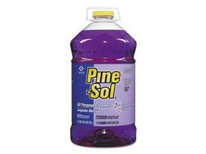 Clorox 97301EA Pine-Sol Scented All Purpose Cleaners, Lavender Clean Bottle (144 fl. oz.)