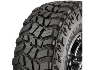 1 New 37X12.50R17 D 8 ply Cooper Discoverer STT Pro Mud Terrain 37X1250 17 Tire