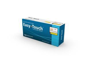 "Easy Touch Hypodermic Needle 30 g x 1/2"" - Box of 100"