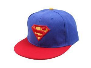Wanmingtek Fashion embroidery Superman Snapback hat Super Man Adjustable Hip  Hop Casual Baseball cap for adults 137a60982228
