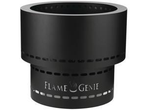 Flame Genie FG-19 Flame Genie INFERNO Wood Pellet Fire Pit (Black)