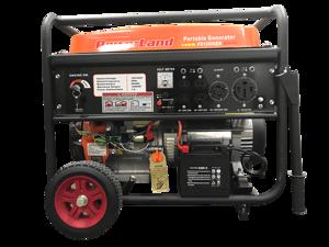 PowerLand PD10000EN 8000 Watt Gasoline Portable Generator