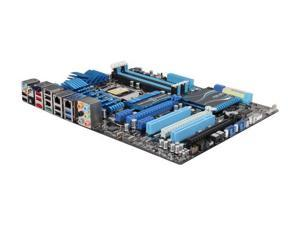 ASUS P8Z68 DELUXE/GEN3 LGA 1155 Intel Z68 SATA 6Gb/s USB 3.0 ATX Intel Motherboard with UEFI BIOS
