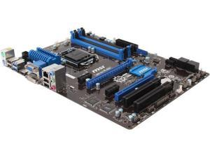 Refurbished: MSI B85-G41 PC Mate LGA 1150 Intel B85 HDMI SATA 6Gb/s USB 3.0 ATX High Performance CF Intel Motherboard