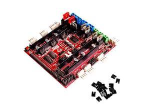 3D printer reprap Geeetech RAMPS-FD shield ,Ramps 1.4 Control board 32bit CortexM3 ARM Ramps1.4 Improved version