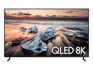 "Samsung Q900 65"" Black QLED 8K UHD Smart HDTV - QN65Q900RBFXZA (2019)"