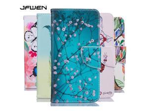 For Samsung Galaxy J3 Case Leather Wallet Flip Cover For Funda Samsung Galaxy ...
