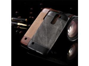 Coque For LG G3 G4 G5 Case Retro Hybrid Jeans Canvas PU Leather Phone Cases For