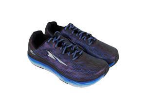 best website d8835 37f6d Altra IQ Black Blue Mens Athletic Running Shoes
