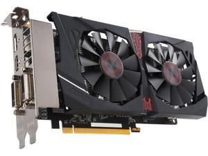 ASUS Radeon R7 370 STRIX-R7370-DC2OC-2GD5-GAMING 2GB 256-Bit GDDR5 PCI Express 3.0 HDCP Ready CrossFireX Support Video Card