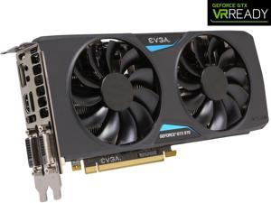 EVGA GeForce GTX 970 DirectX 12 04G-P4-2976-KR 4GB 256-Bit GDDR5 PCI Express 3.0 SLI Support ACX 2.0 Video Card
