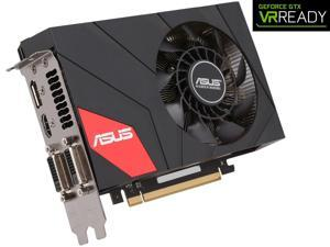 ASUS GeForce GTX 970 GTX970-DCMOC-4GD5 4GB 256-Bit GDDR5 PCI Express 3.0 HDCP Ready SLI Support Video Card