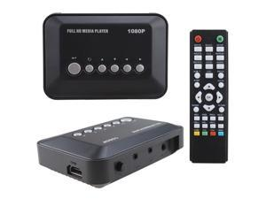 Multi Media Player Full HD 1080P Video YPbPr USB AV SDHC MKV RM RMVB AVI